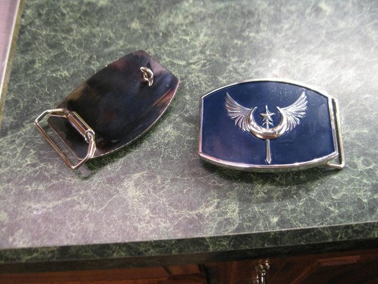 Image of NLR Belt buckle