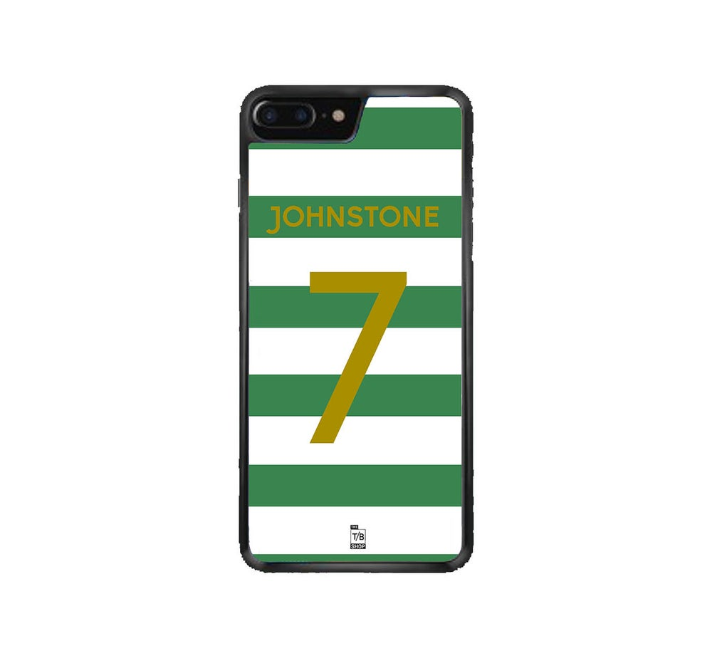 Image of Celtic 1967 home shirt phone case