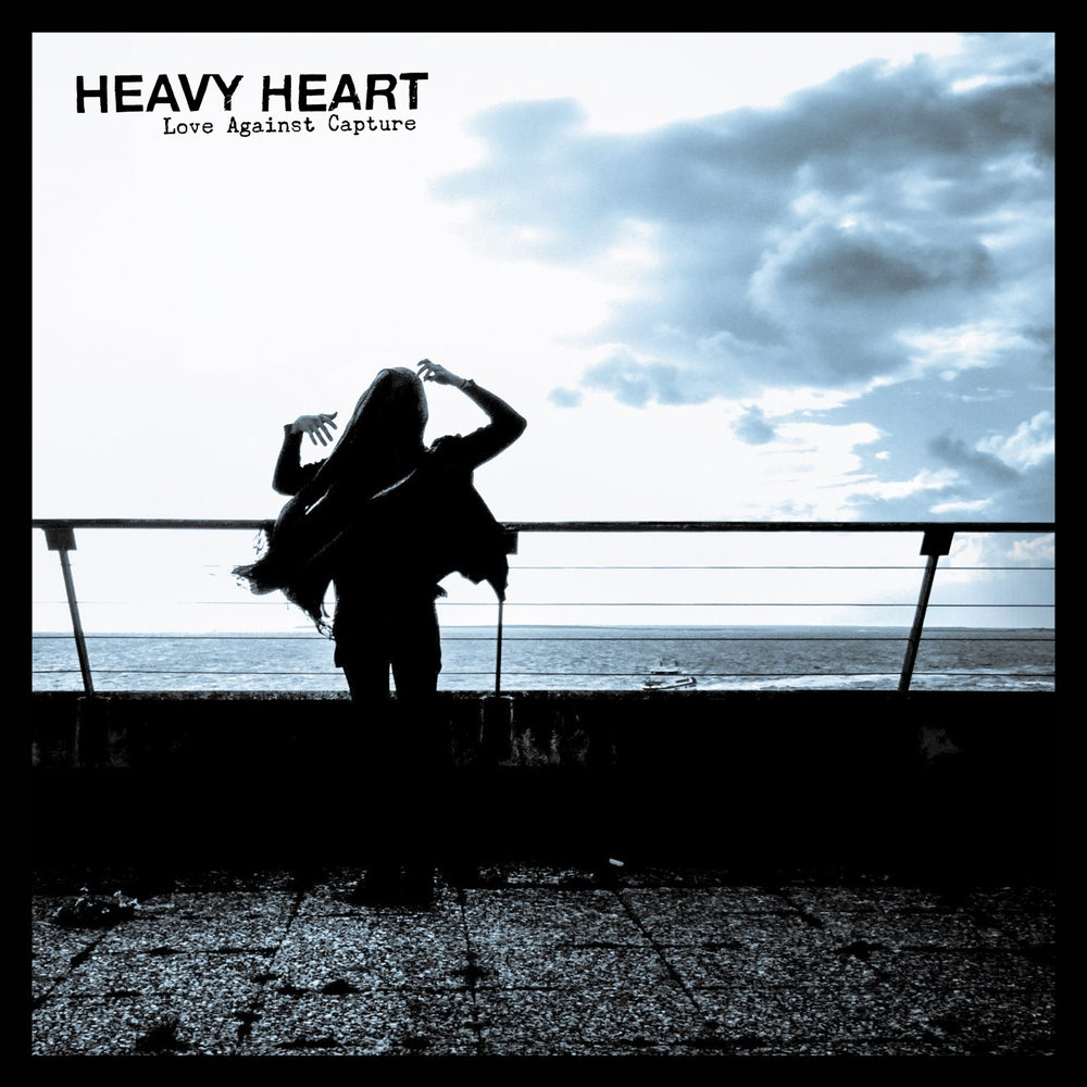 "Image of LADV110 - HEAVY HEART ""love against capture"" LP"