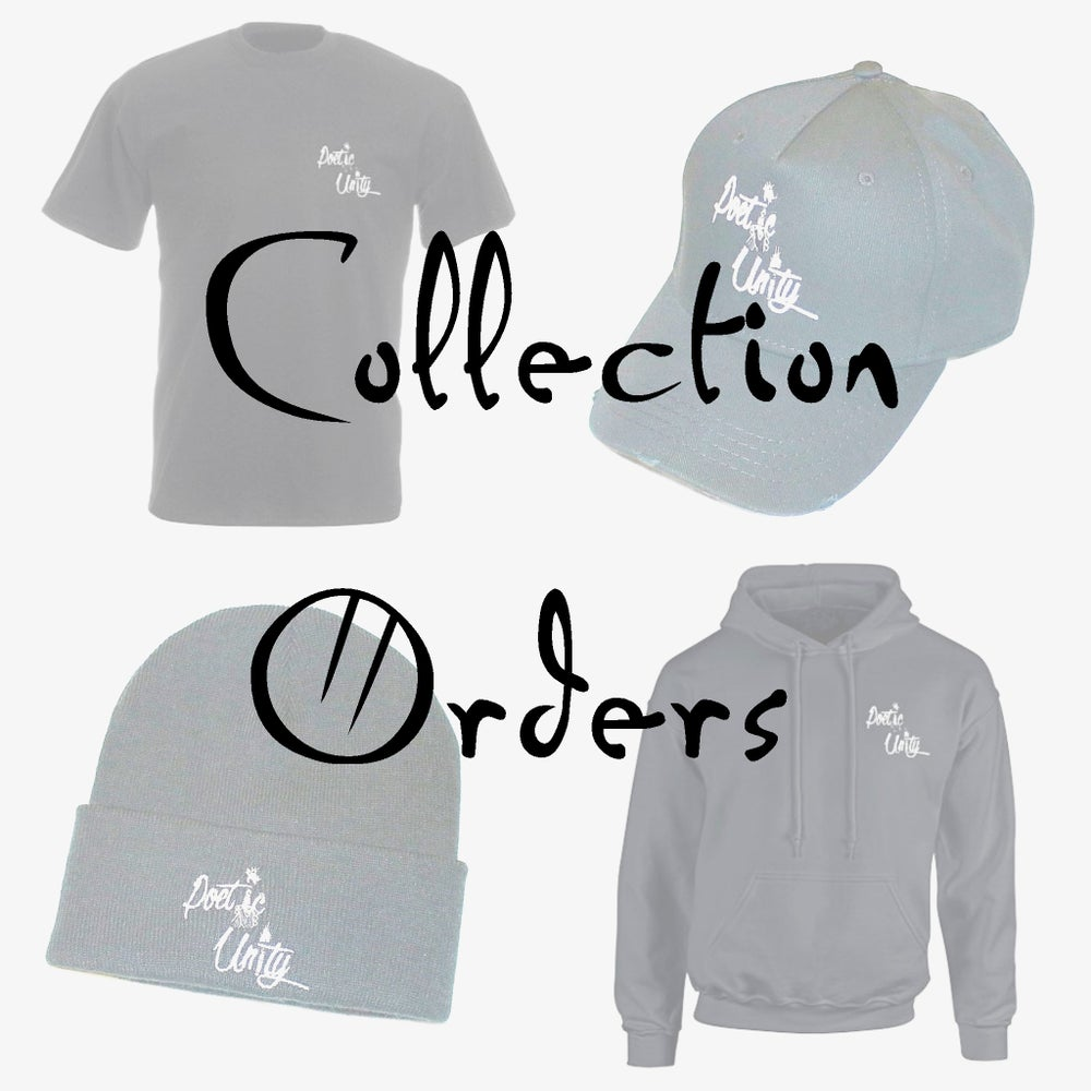 Image of Collection Orders - no postage