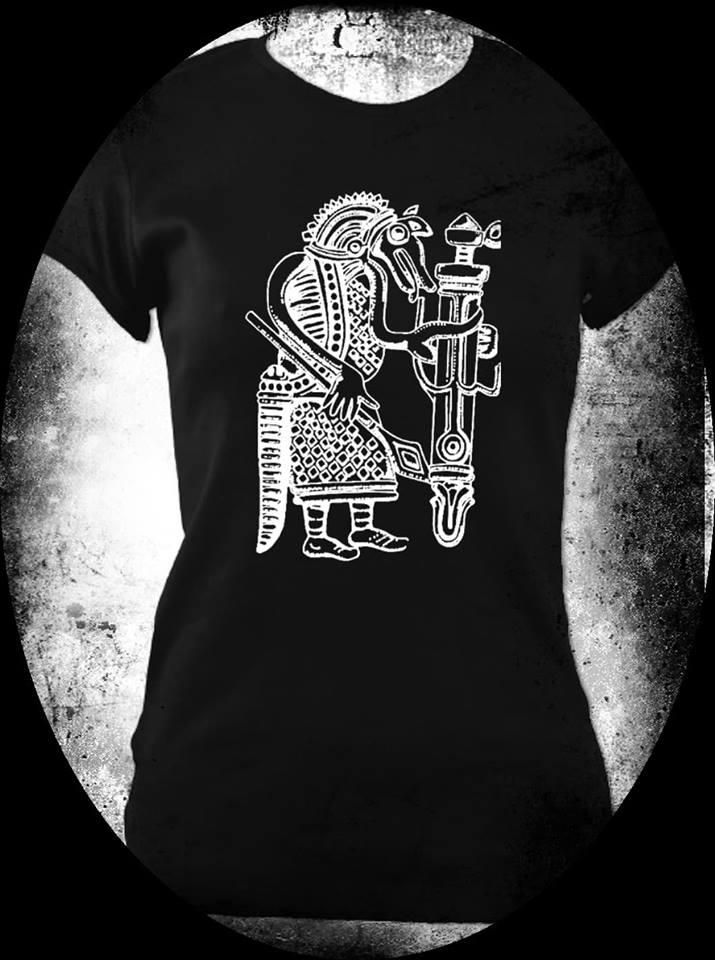 Wolf Warrior Úlfhéðnar T-shirt