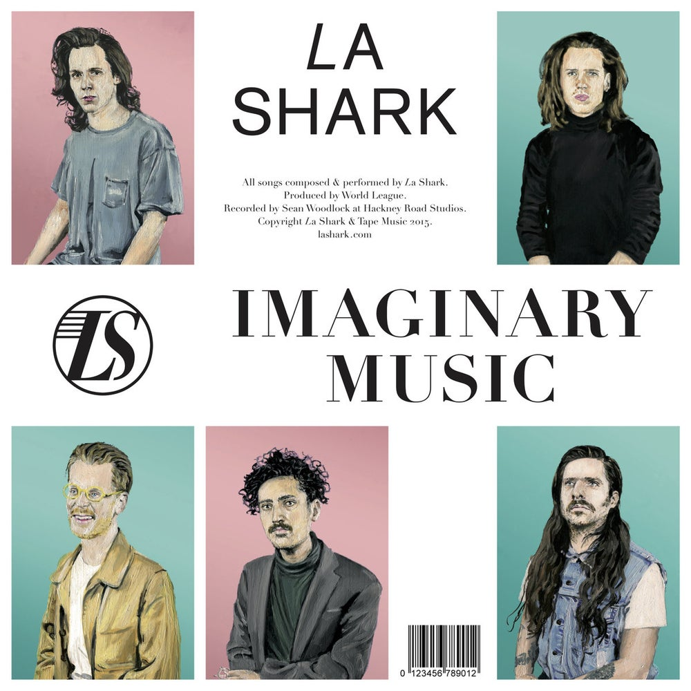 "Image of Imaginary Music - 12"" Vinyl - La Shark"