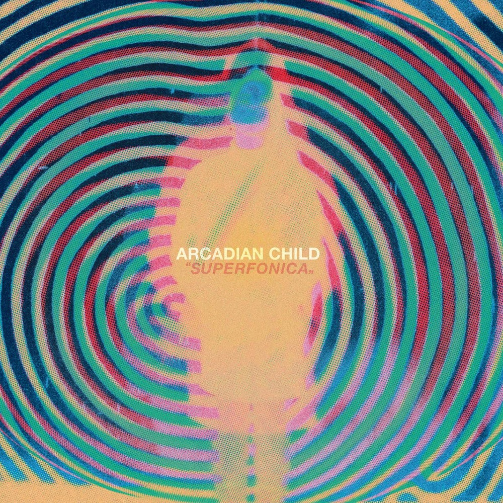 Image of Arcadian Child - Superfonica 4 Panel Digipack CD