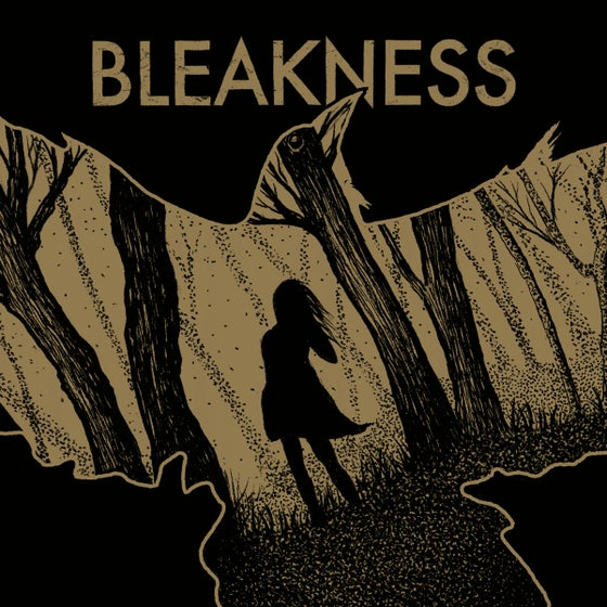 "Image of LADV103 - BLEAKNESS ""frozen refuge"" 12"""