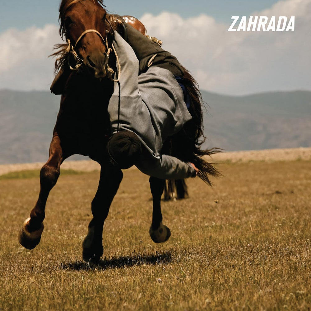 "Image of LADV101 - ZAHRADA ""st"" LP"