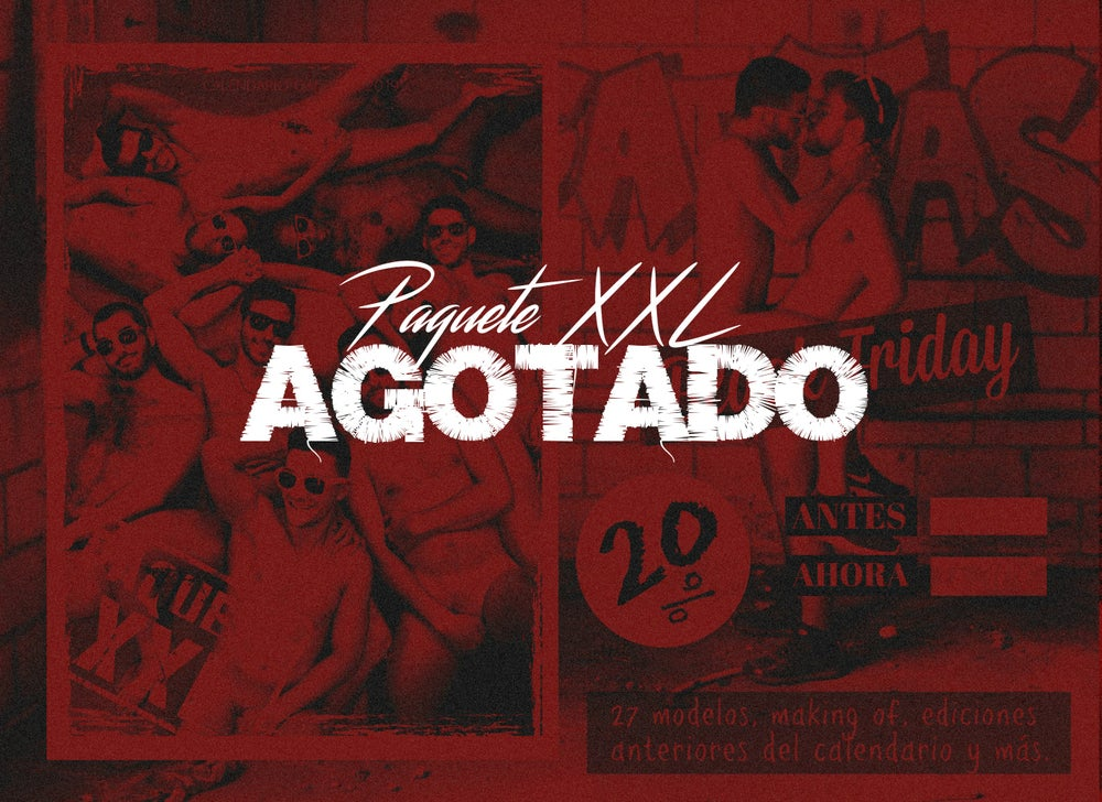 Image of Calendario Gafotas 2019 -PAQUETE XXL