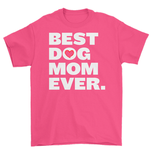 Image of Best Dog Mom Ever t-shirt