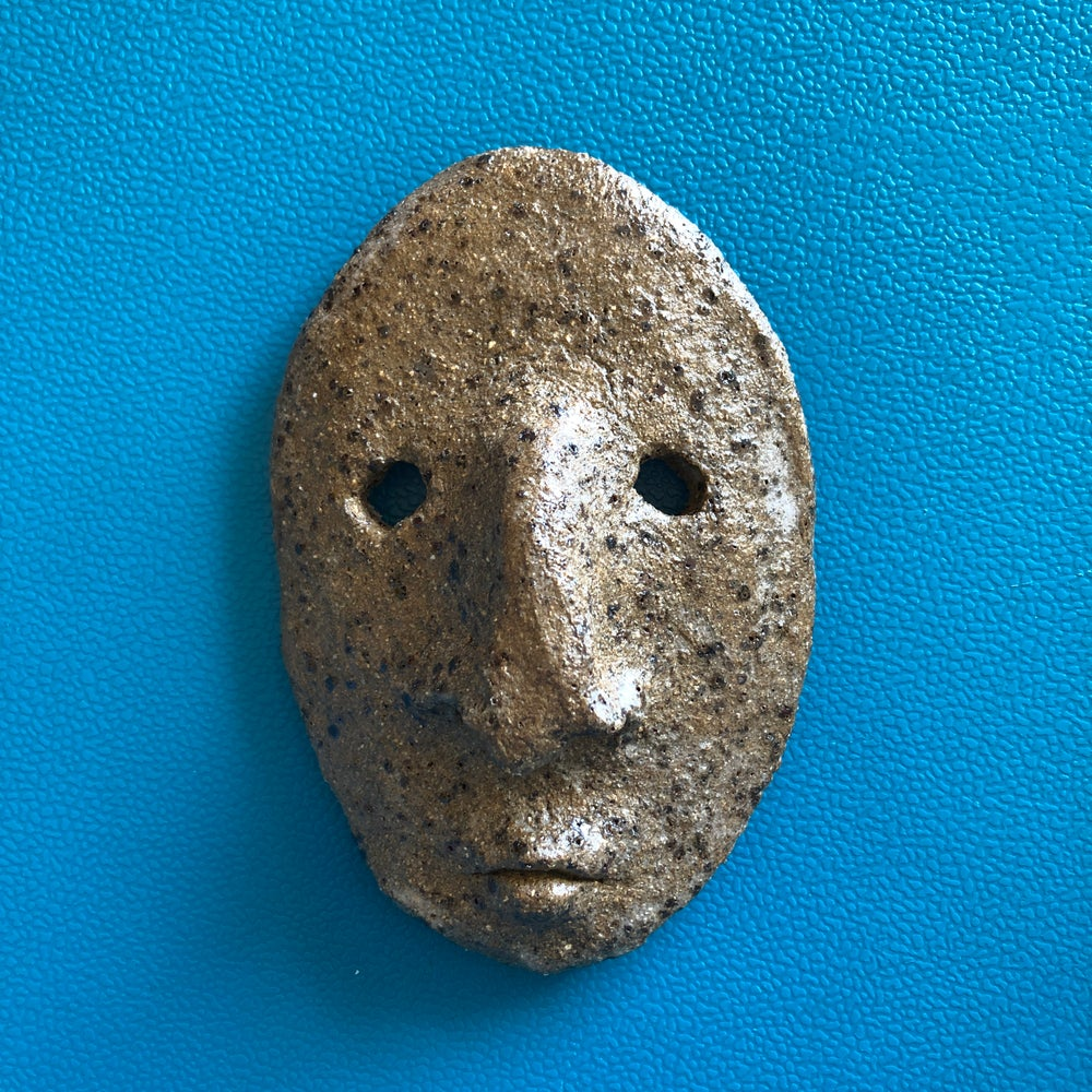 Image of STUDIO SALE - Pot Head Small Mask