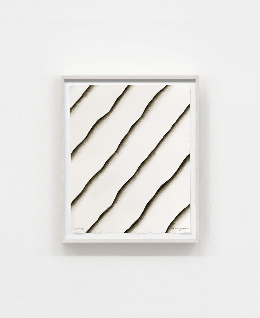 Image of Lines of sand · Olive (on sale)