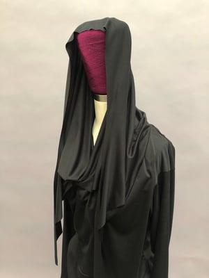 Image of Ink Shirt - Black Tencel