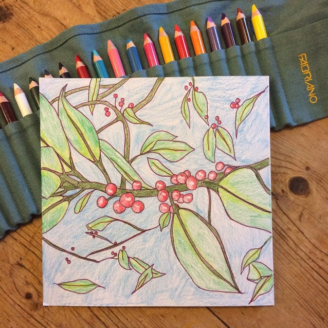 Image of Nature Journal Workshop - Tuesday 11th June 2019 10-4pm