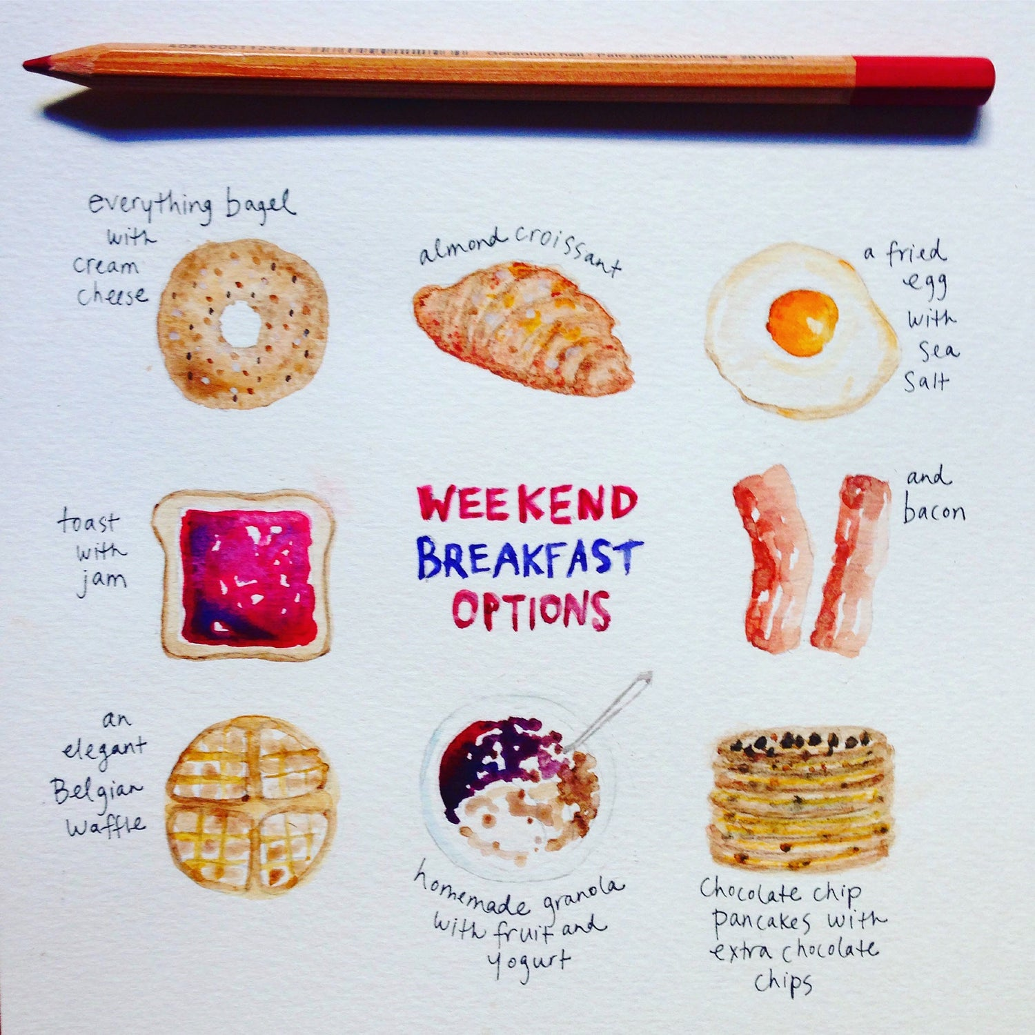 Image of Weekend Breakfast Options