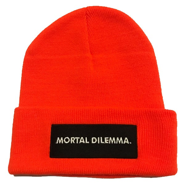 Image of Mortal Dilemma Beanie