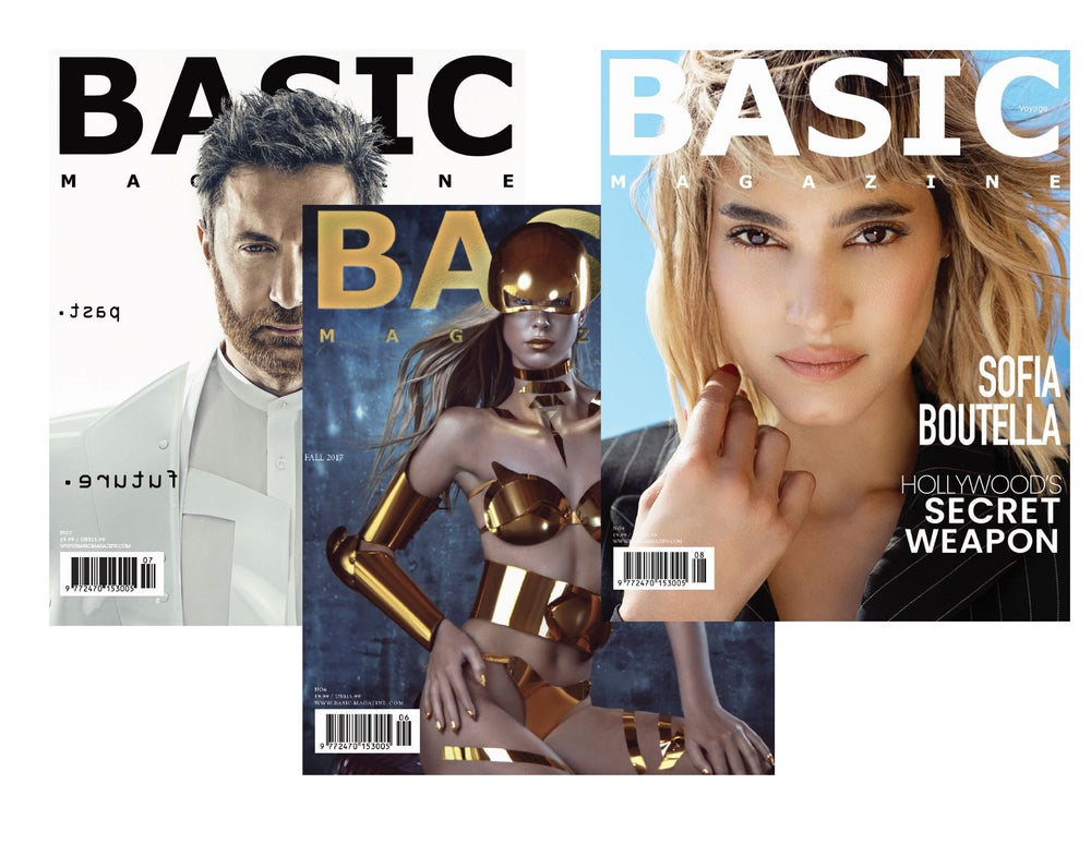 Image of 3 Collectible Issues