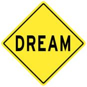 Image of DREAM Sticker