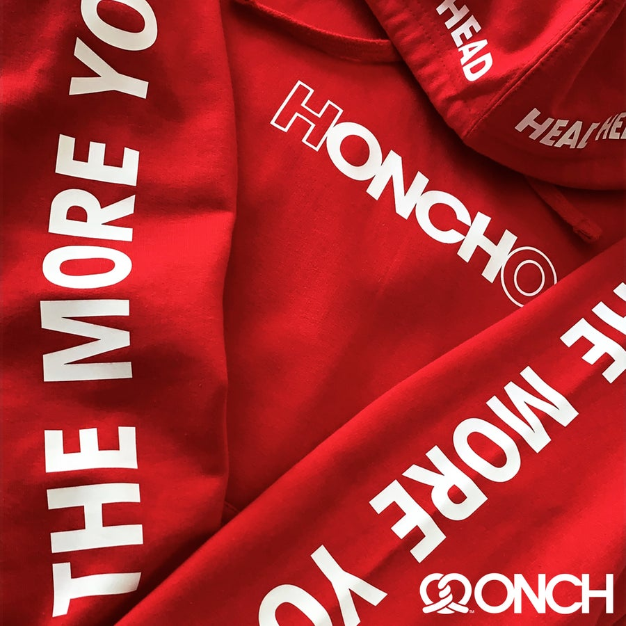 Image of Head HONCHO Hoodie (customizable)