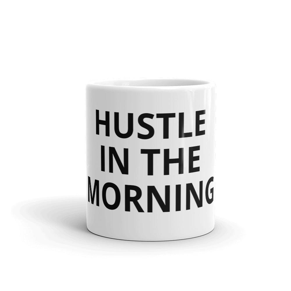 Image of 11 oz. Hustle Coffee Mug