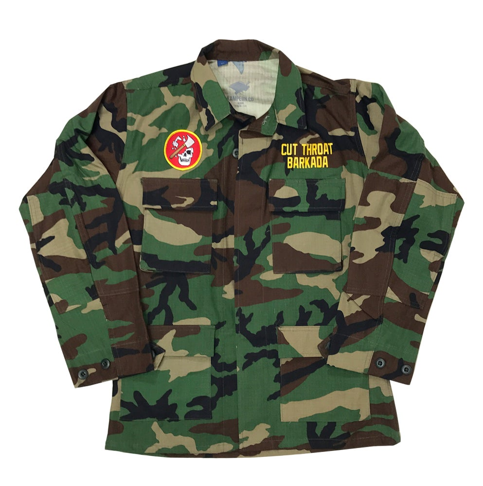 Image of Ancestors Jacket - Camo
