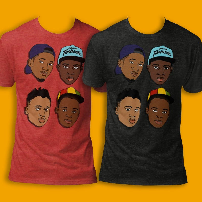 Image of Tribe, Yall. (Tri-Blend Tees)