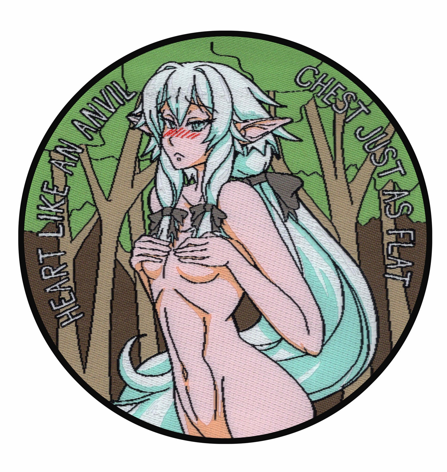"""Image of High Elf Archer """"Heart Like an Anvil"""""""