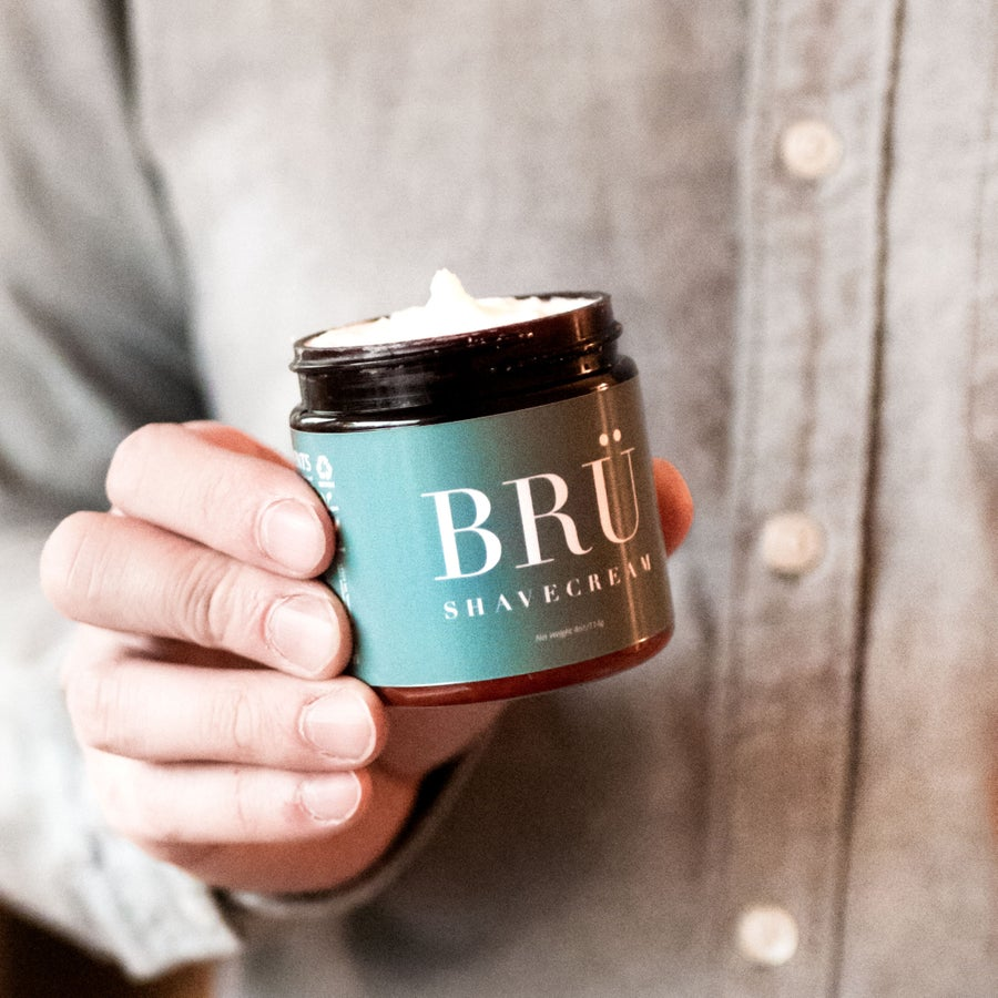 Image of Brü Shave Cream