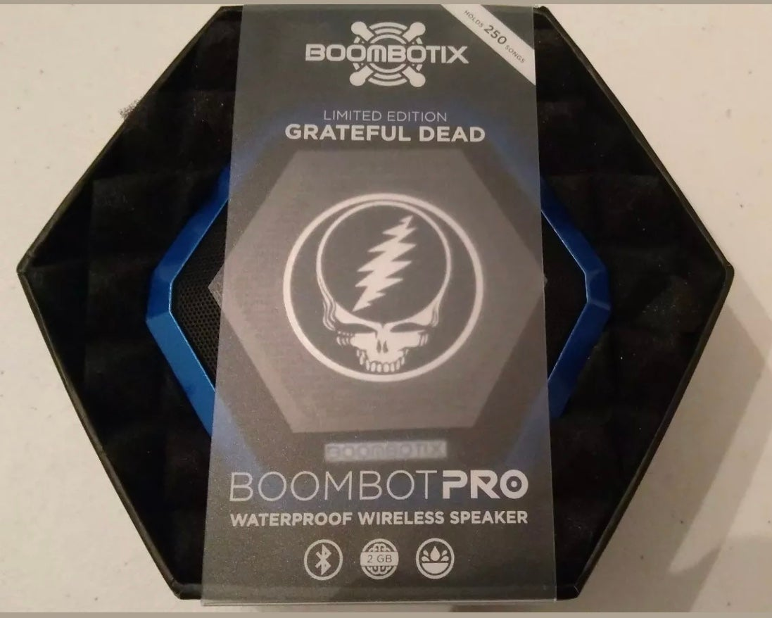The Grateful Dead Boombot PRO Bluetooth Speaker