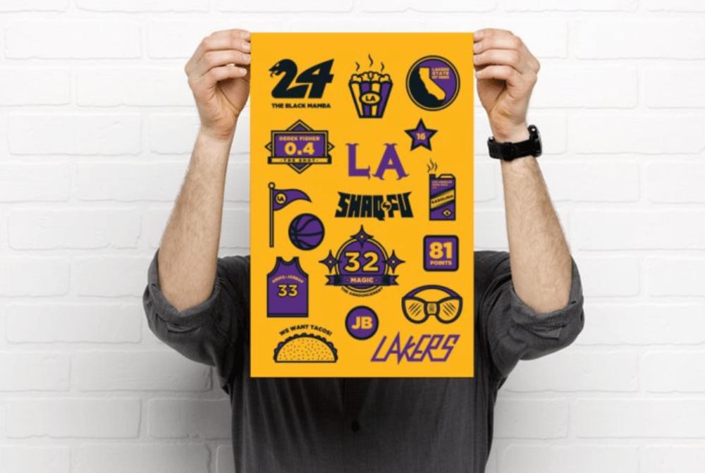Image of Los Angeles Basketball Memories