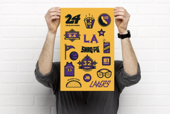 Image of Los Angeles Basketball Memories