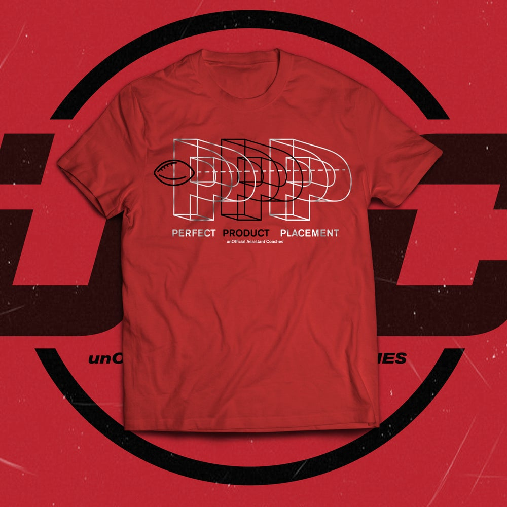 Image of Perfect Product Placement Tee (RED)