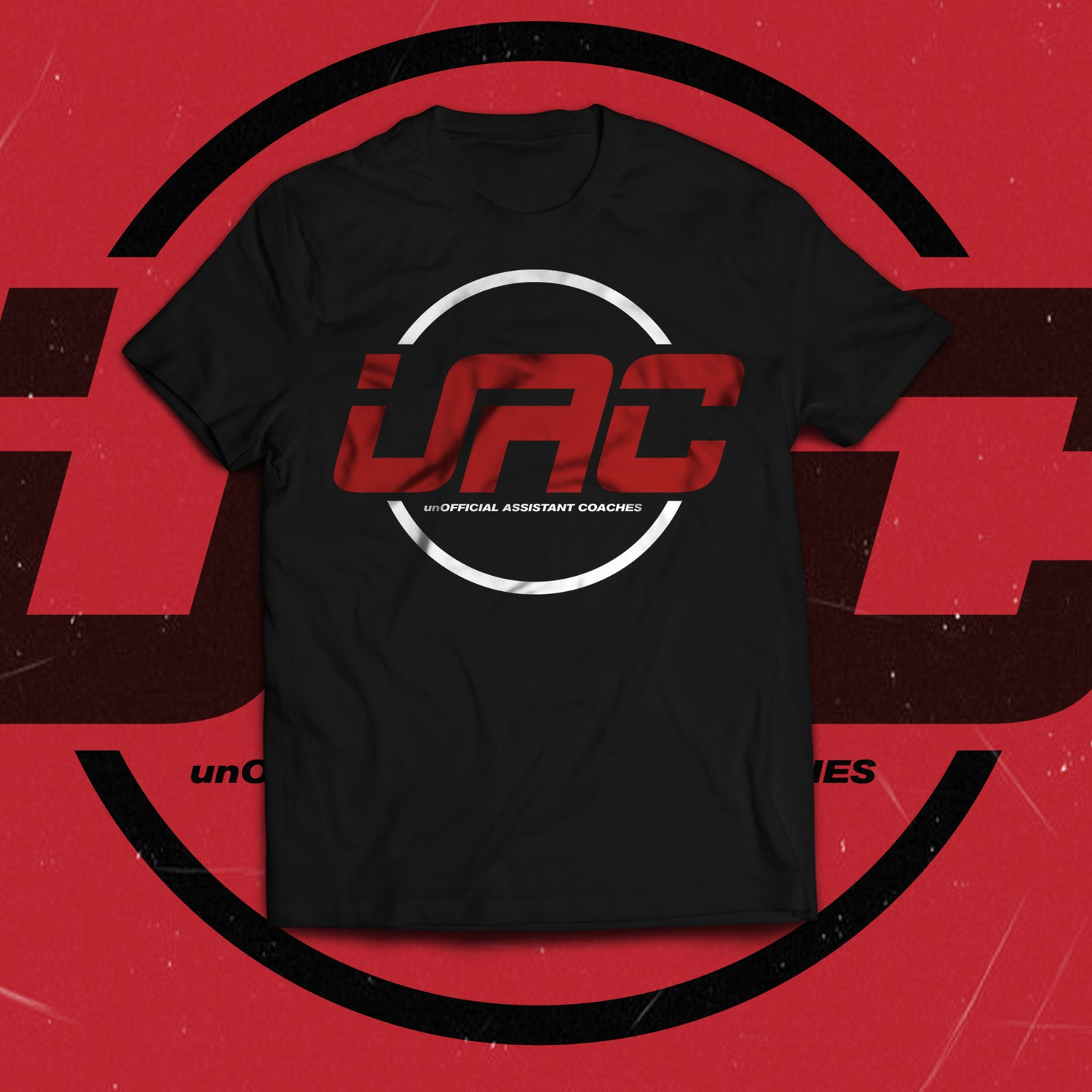 Image of unOFFICIAL Assistant Coaches Tee (BLACK)