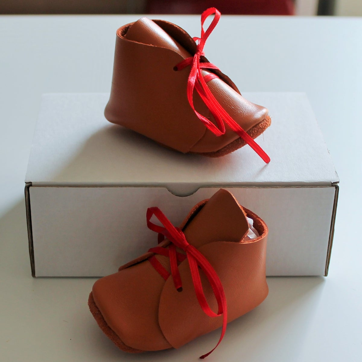 Image of Baby Boots 0-3 months