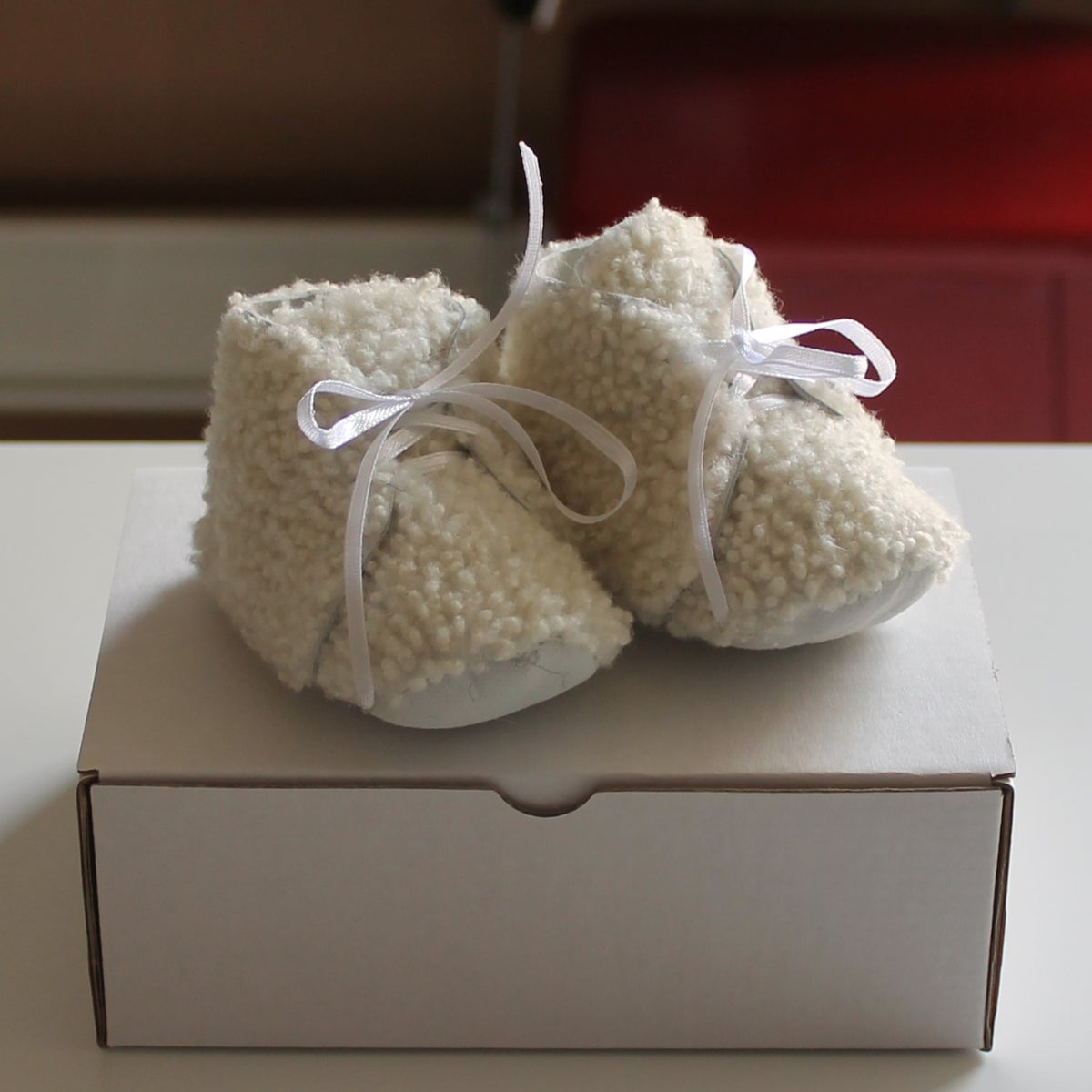 Baby Boots 0-3 months