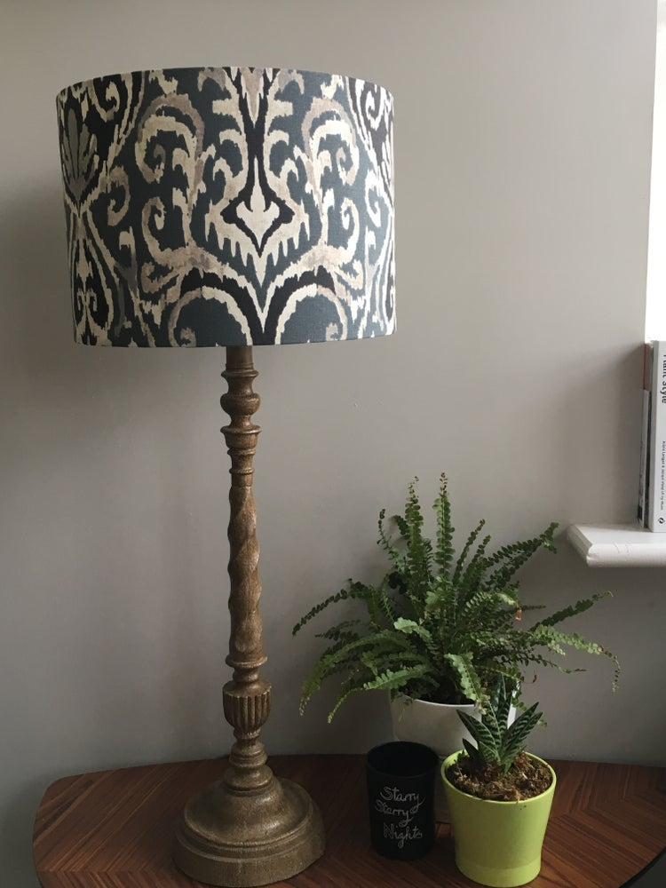 Image of Winchester Ikat Midnight Shade