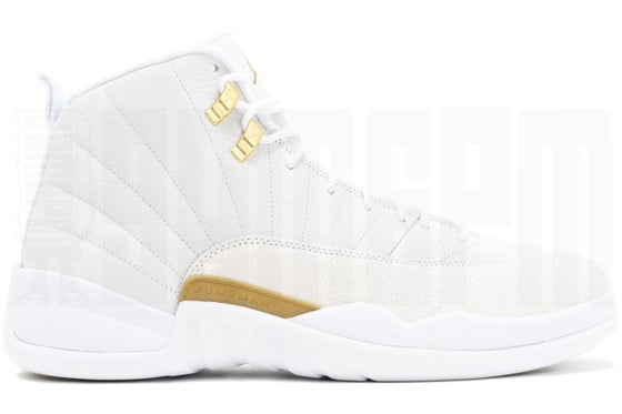 "Image of Nike AIR JORDAN 12 RETRO ""OVO"""