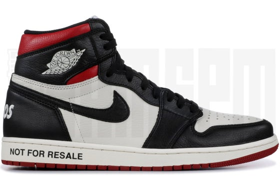 "Image of Nike AIR JORDAN 1 RETRO HIGH OG NRG ""NOT FOR RESALE"""