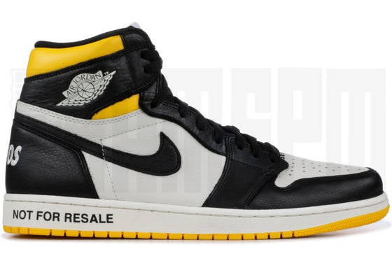 "Image of Nike AIR JORDAN 1 RETRO HIGH OG NRG ""NOT FOR RESALE"" US EXCLUSIVE"