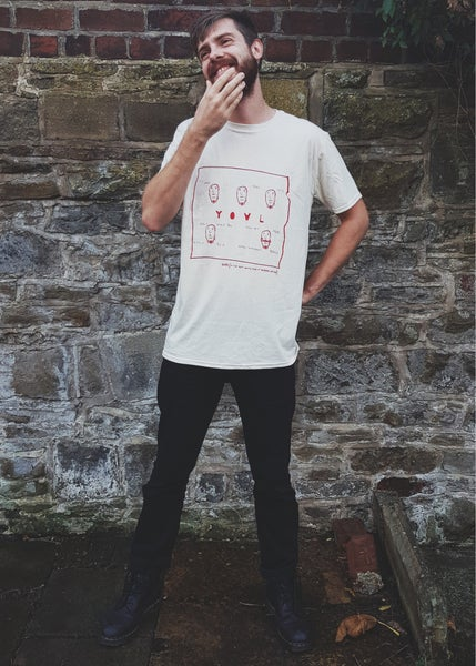 Image of YOWL WARM TEE