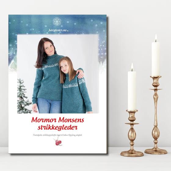 Image of Strikkegleder - digitalt oppskriftshefte med 15 oppskrifter