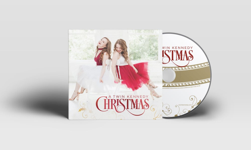 Image of A Twin Kennedy Christmas CD