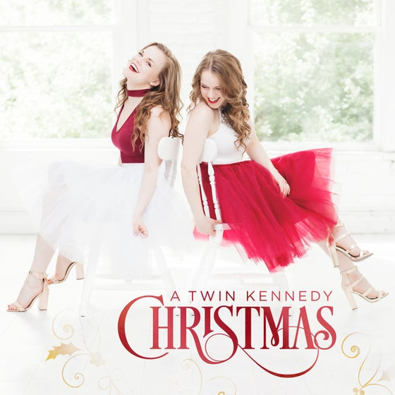 Image of A Twin Kennedy Christmas CD *BOGO FREE!!!*