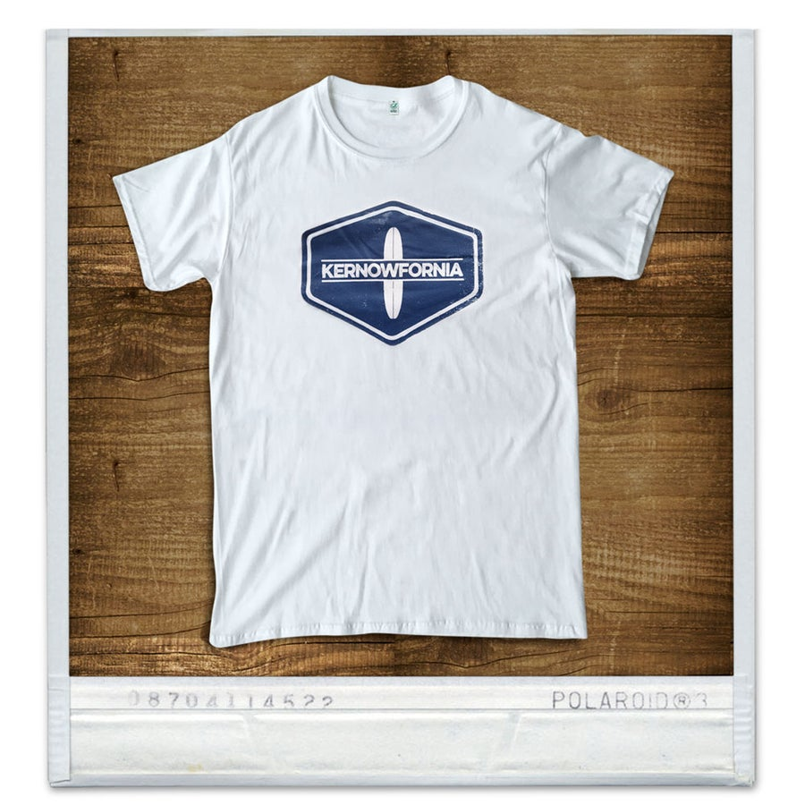 Image of Retro Logo / T-shirt / Unisex (white)