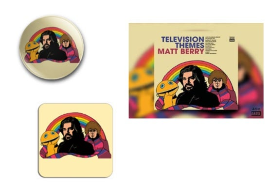 Matt Berry - Television Themes (CD)
