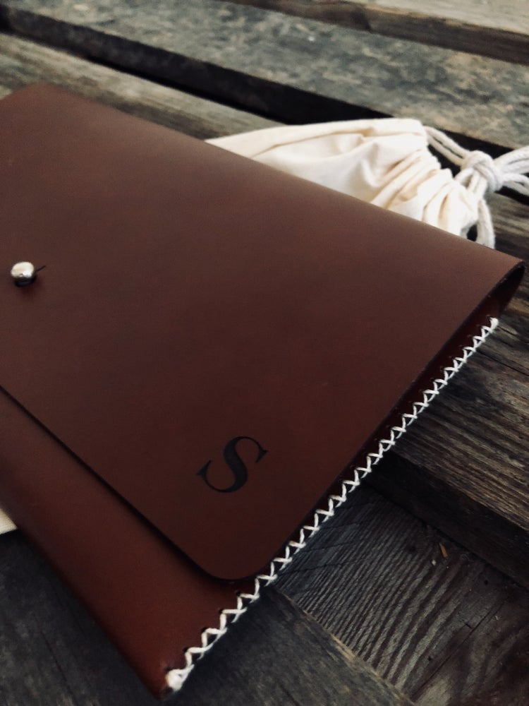 Image of The Goldie Envelope Clutch