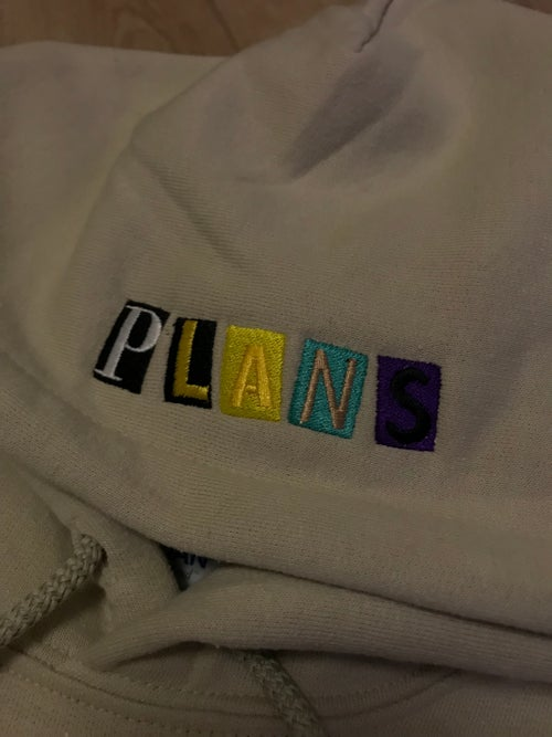 "Image of ""PLANS"" // SAND PULLOVER"