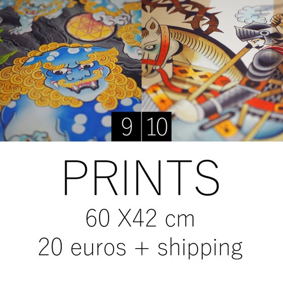 Image of Prints. 3