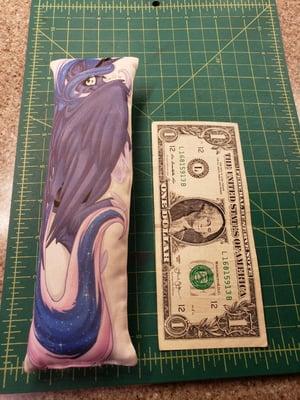 Image of Hand Pillow - Moon Princess