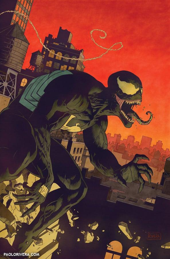 Image of Venom: First Host