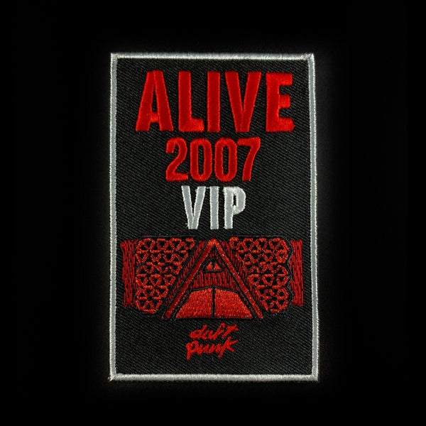 Image of Alive 2007 VIP Patch