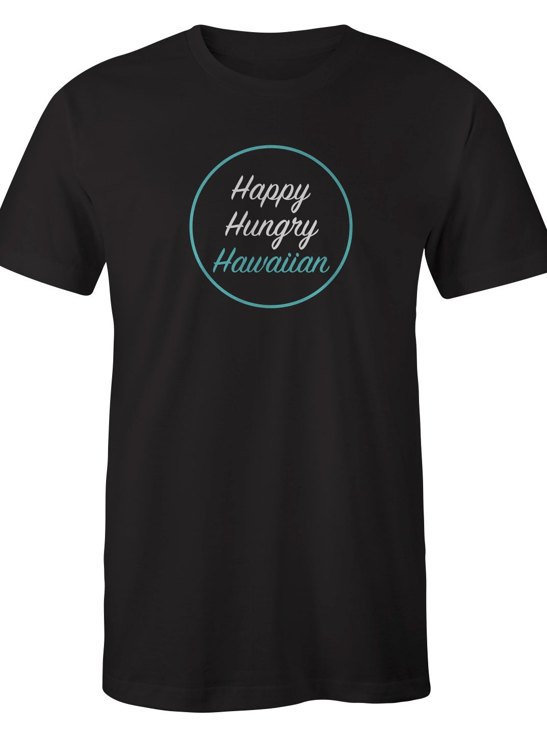Image of Happy Hungry Hawaiian Unisex Shirt