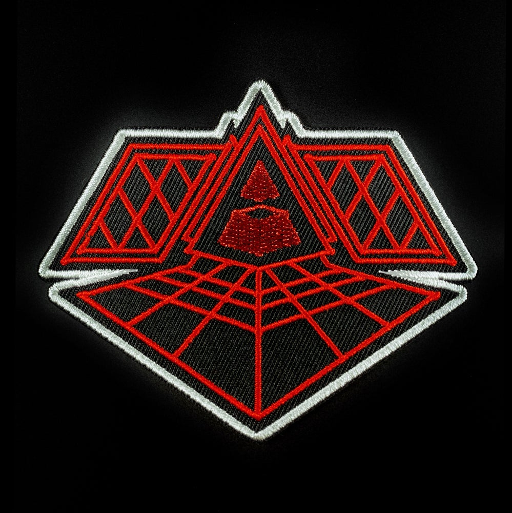 Image of Alive Tribute Logo Patch